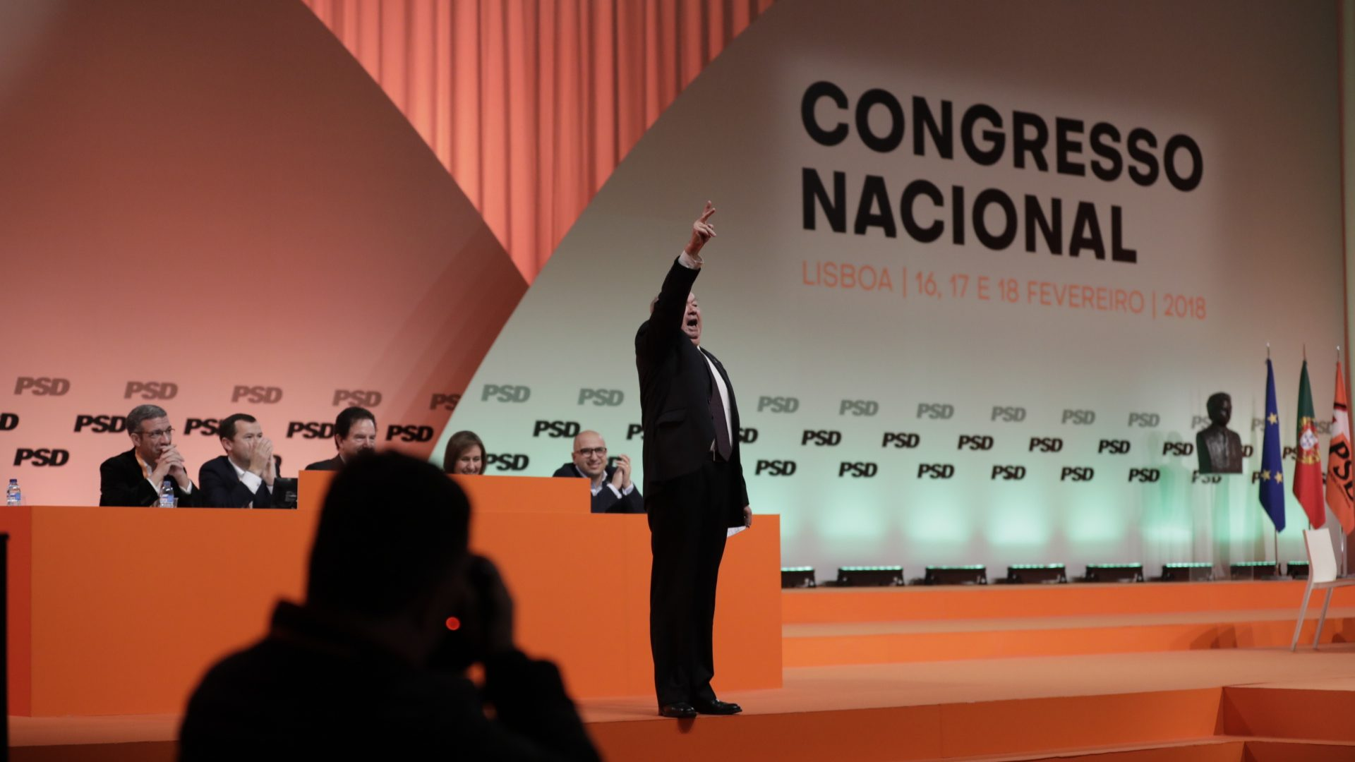 """Jardim promete """"bengaladas"""" aos """"meninos mal comportados"""" do PSD"""