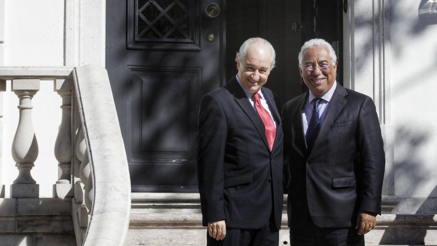 Rio e Costa querem fechar acordos até ao verão