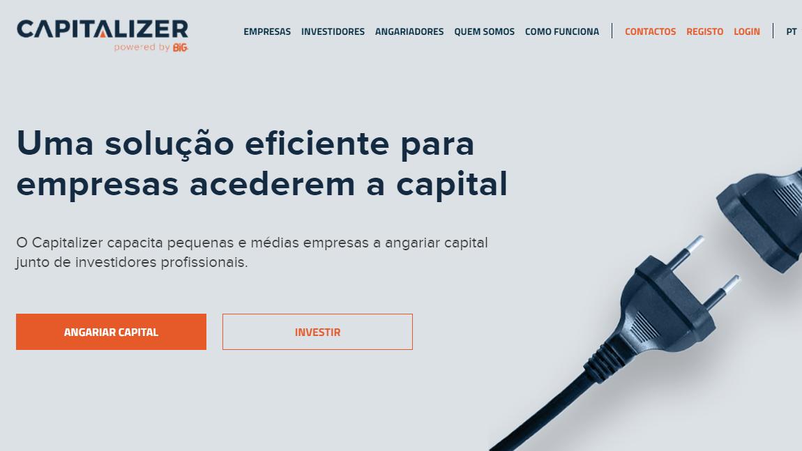 BiG lança solução online para capitalizar PME