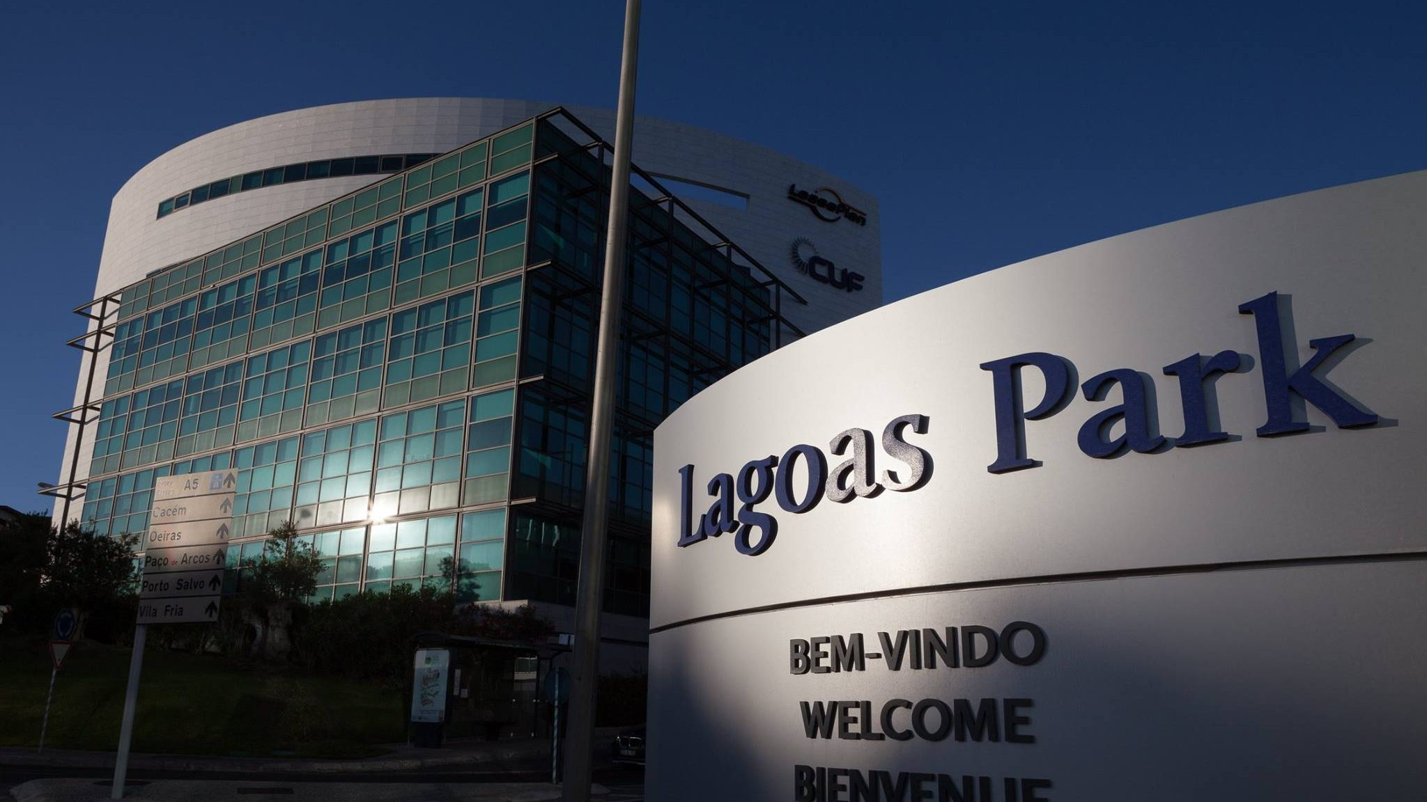 Teixeira Duarte vende Lagoas Park a fundo europeu de private equity