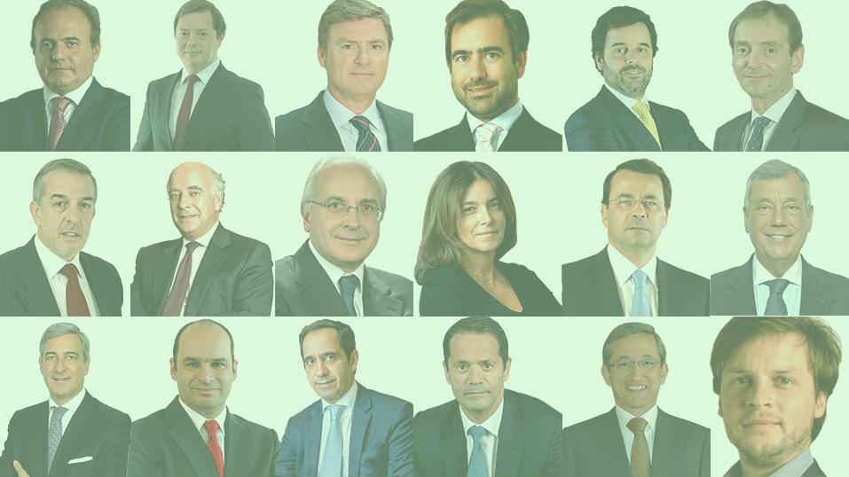Os 18 líderes da advocacia portuguesa antecipam 2018