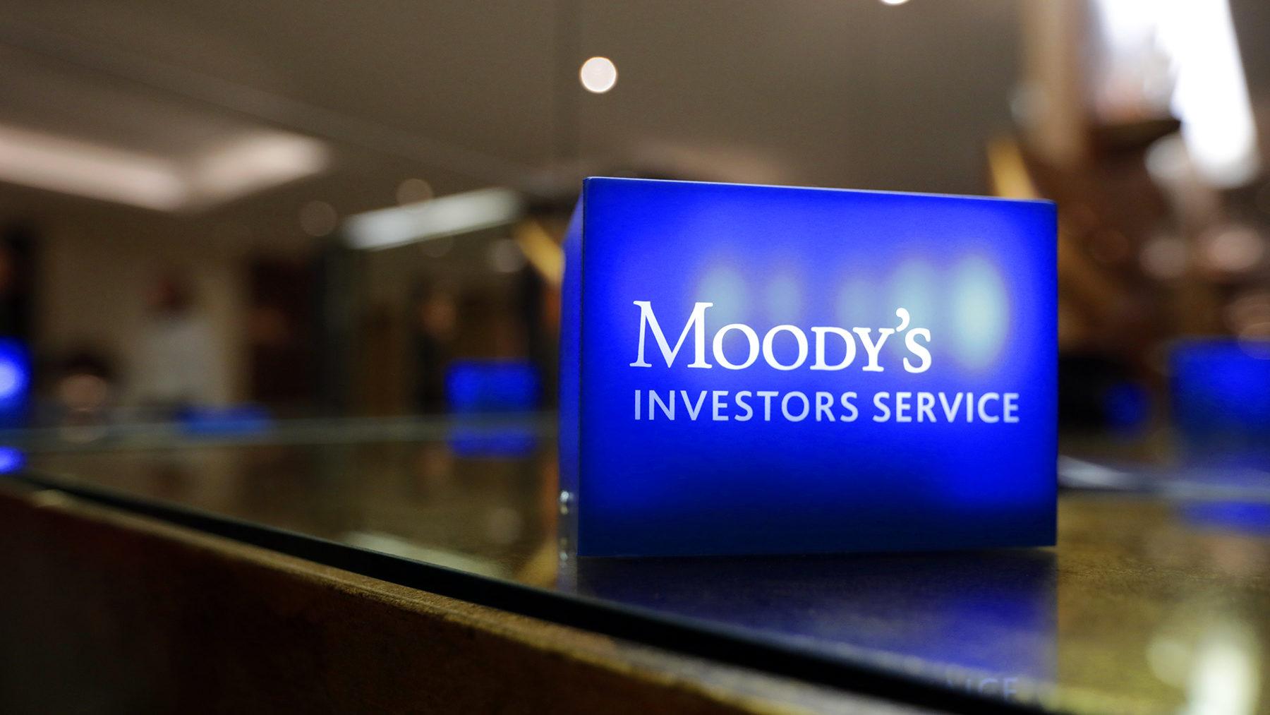 Moody's muda perspetiva da banca mundial de estável para negativa em 2020