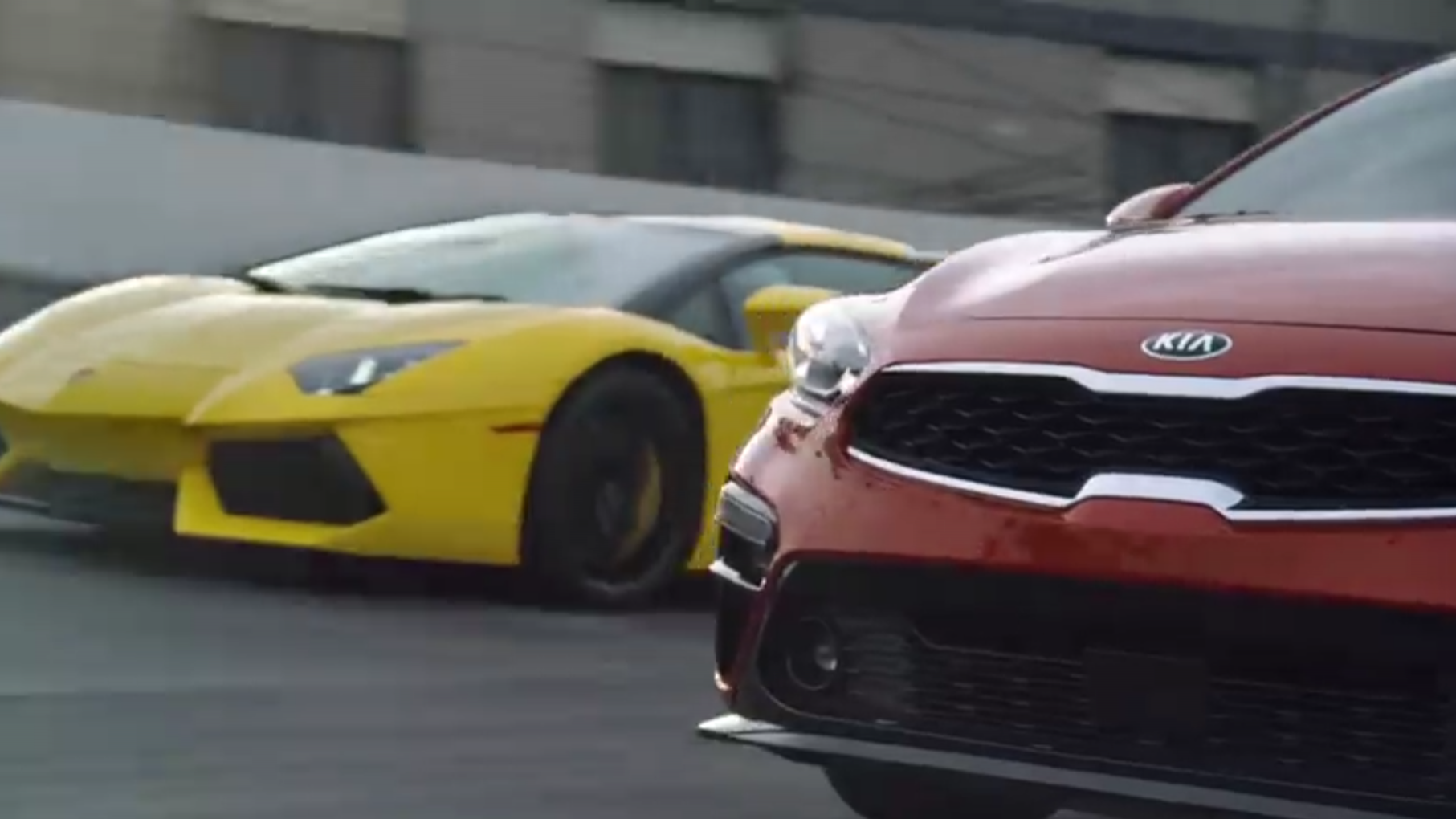 Como um Lamborghini pode ajudar a vender carros da Kia