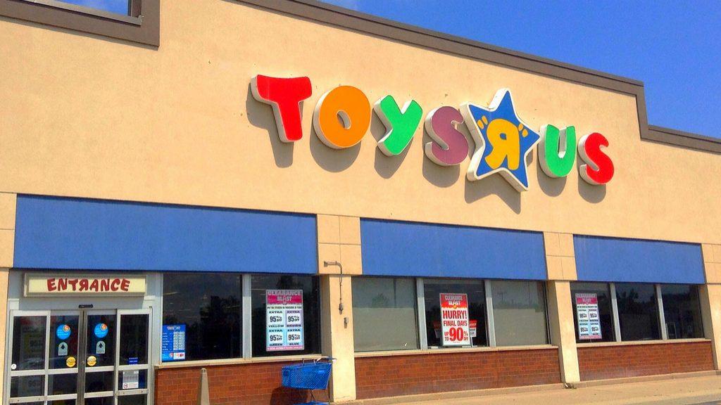 Amazon está interessada em comprar lojas Toys R Us