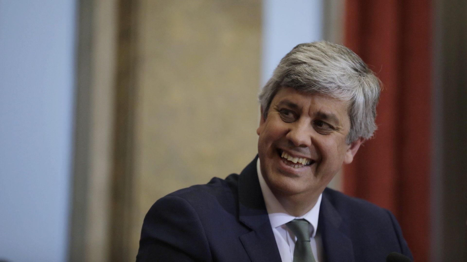 Mário Centeno destaca vontade do PS de estar no centro da construção europeia