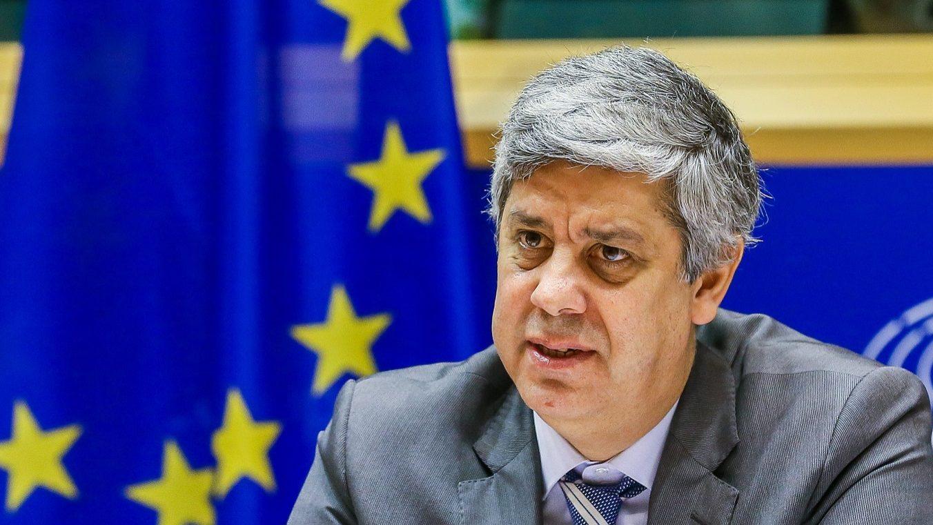"""Centeno confiante num acordo entre Roma e Bruxelas. Destaca postura """"construtiva"""" dos italianos"""