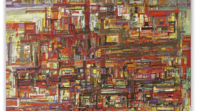 Os milhões dos leilões da Sotheby's com quadros da portuguesa Vieira da Silva