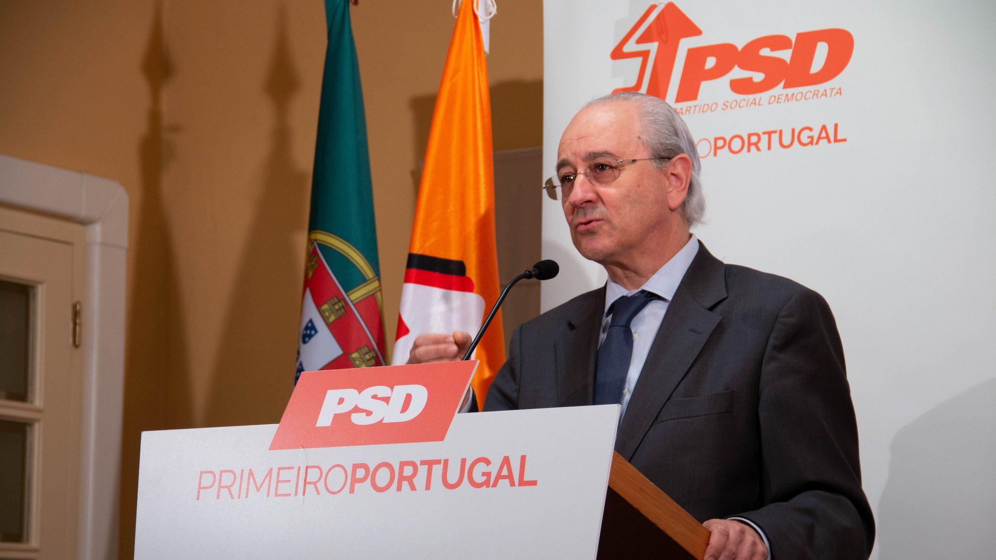 """Rui Rio: Mandato de Joana Marques Vidal """"terá sido o melhor desde o 25 de abril"""""""