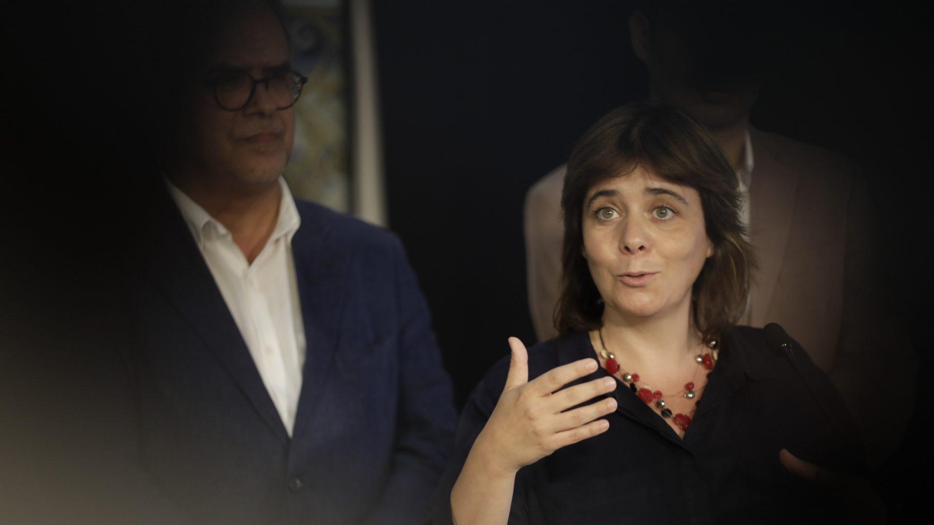 """""""Esperemos que não haja retrocessos"""" no setor da Energia, diz Catarina Martins"""