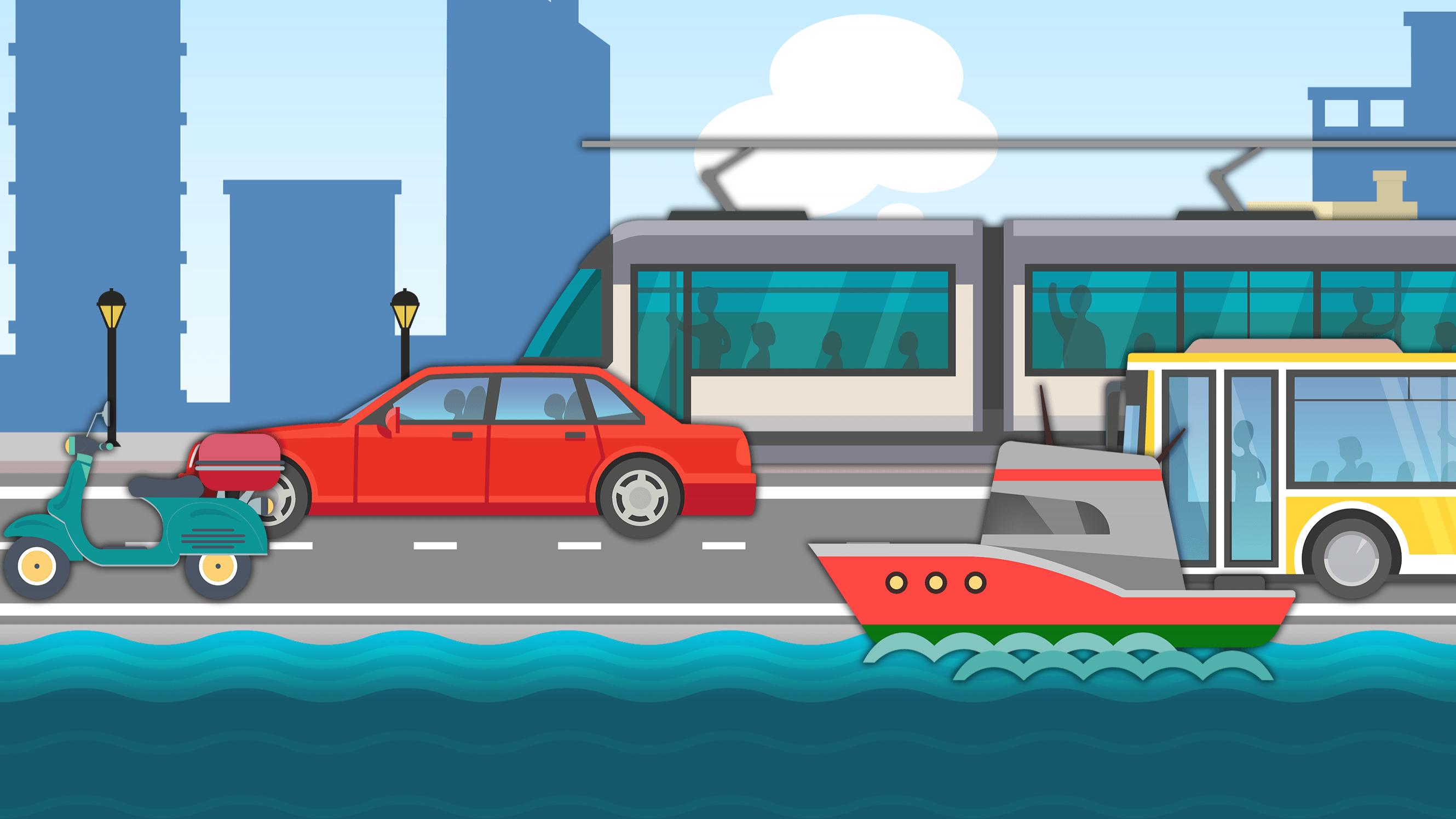 Sintra e Lisboa são os municípios que mais contribuirão para nova empresa de transportes