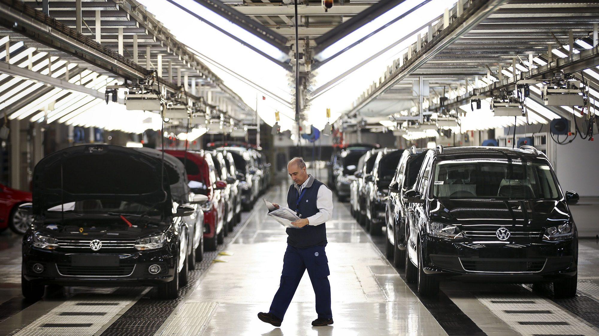 Autoeuropa prestes a atingir os três milhões de carros
