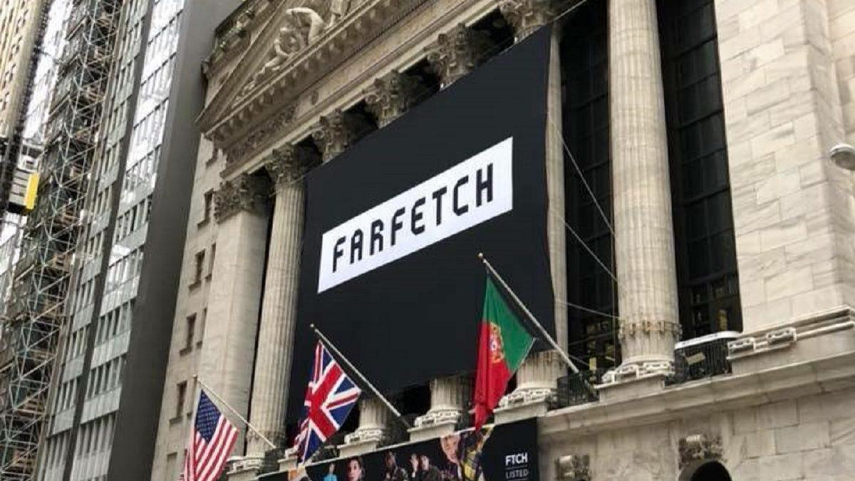 Wall Street em recorde à espera da estreia da Farfetch