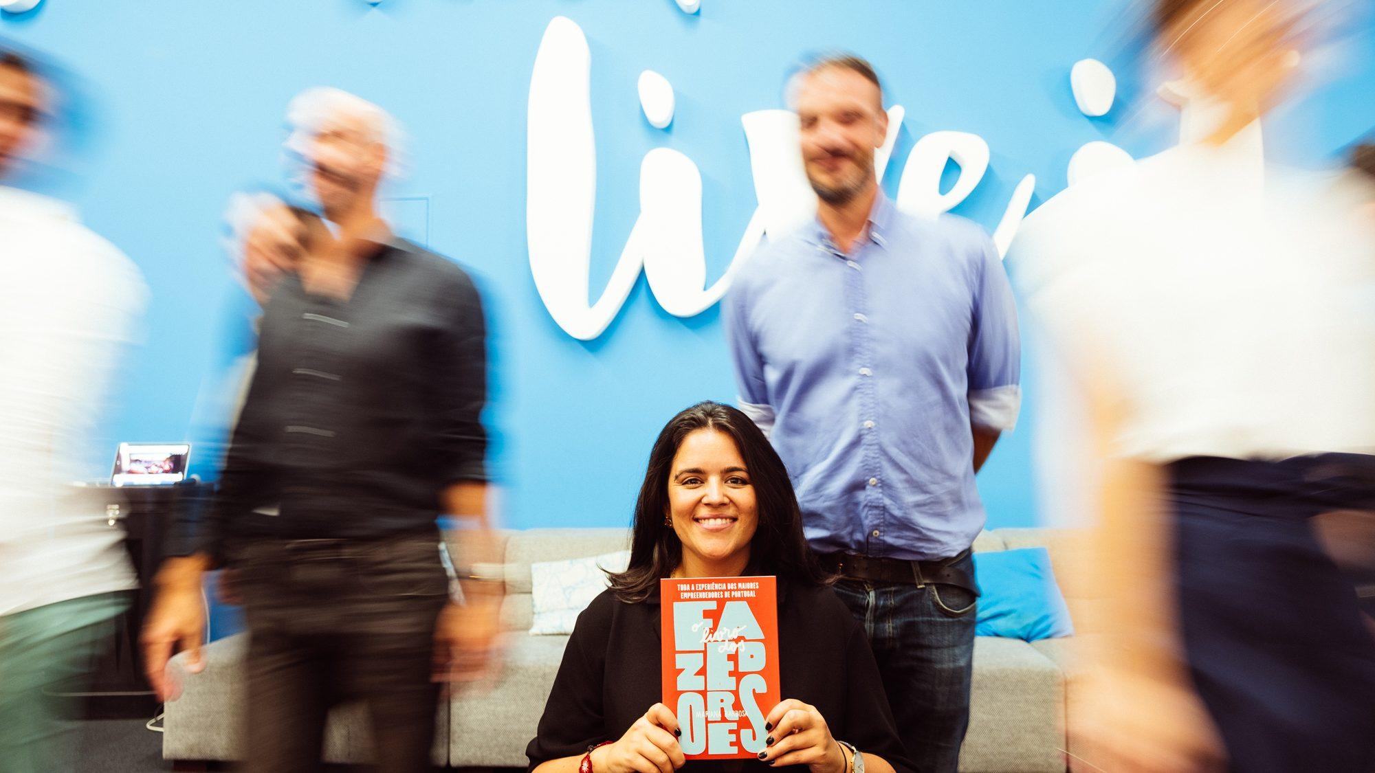 O livro dos fazedores: dicas e aprendizagens de alguns dos maiores empreendedores portugueses