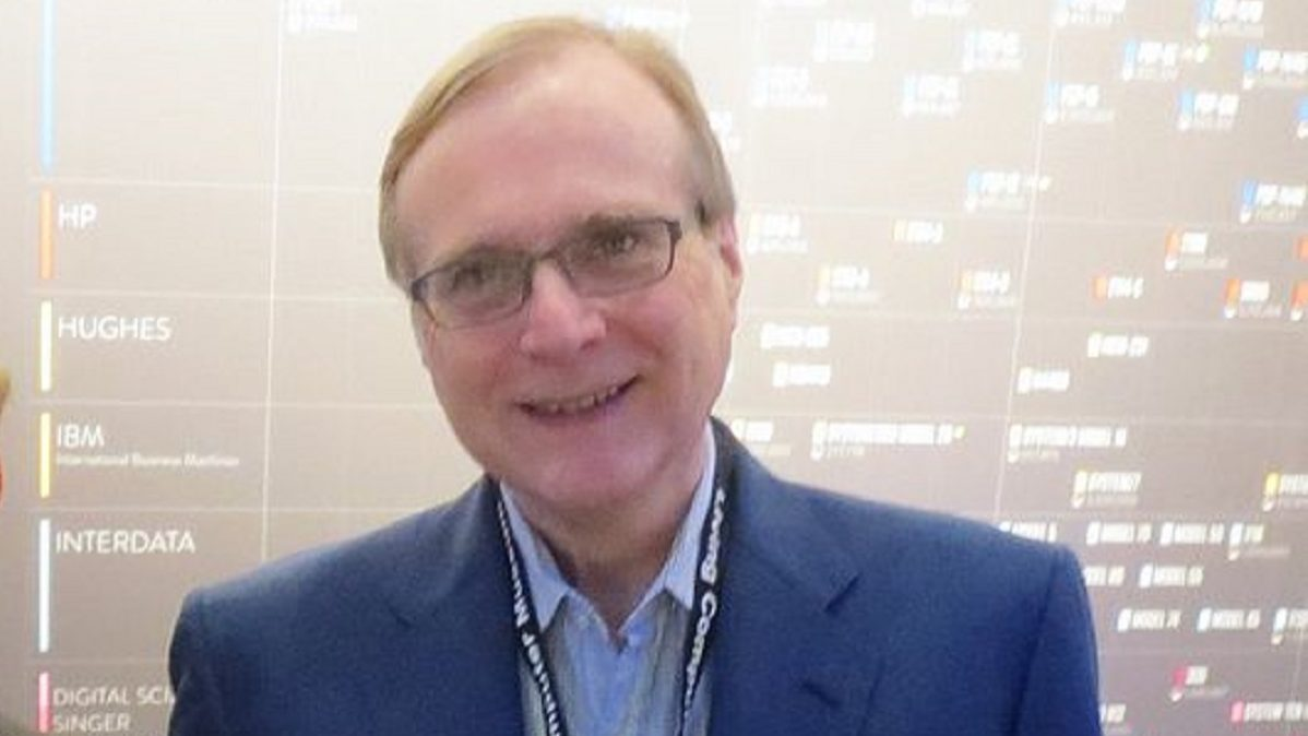 Morreu Paul Allen, cofundador da Microsoft