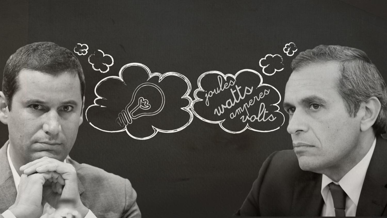 Galamba e Carlos Pereira confrontados com termos técnicos na energia. O ECO fez um glossário