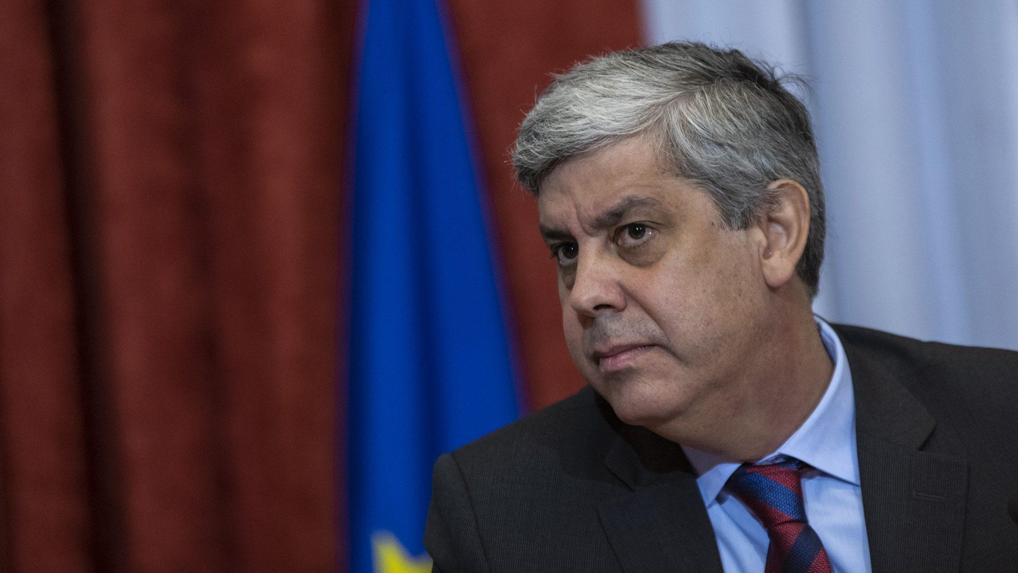 Centeno reitera que Roma tem de cumprir regras e lembra capacidade da UE de resistir a crises