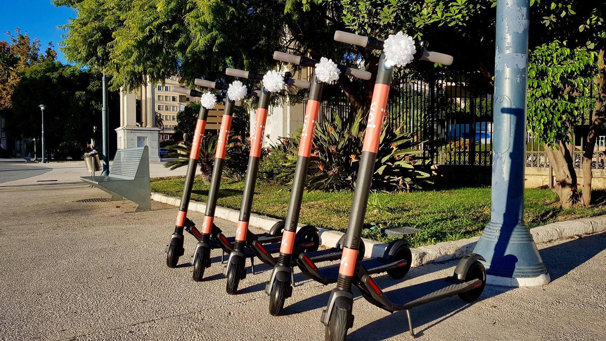 Assembleia de Lisboa recomenda criação de regras para as trotinetas elétricas