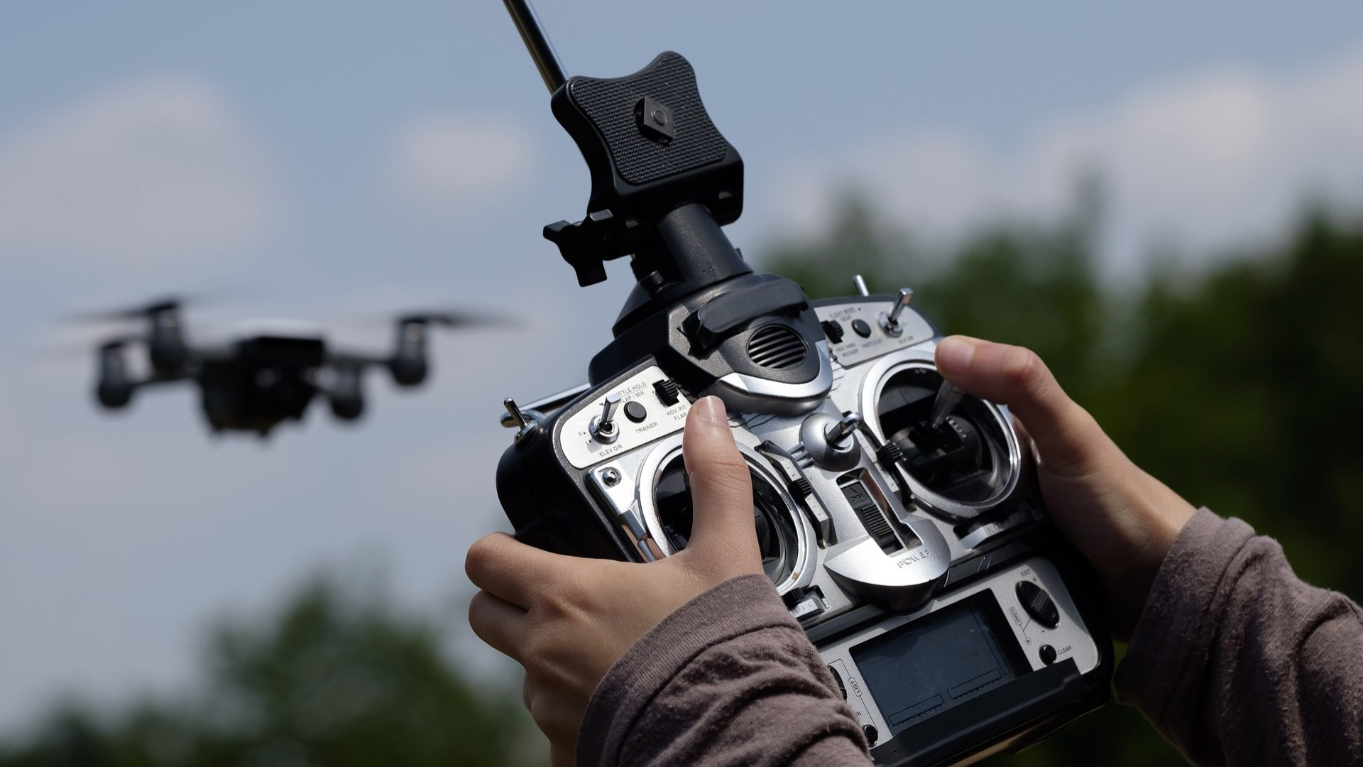 Registo nacional de drones arranca em 2020