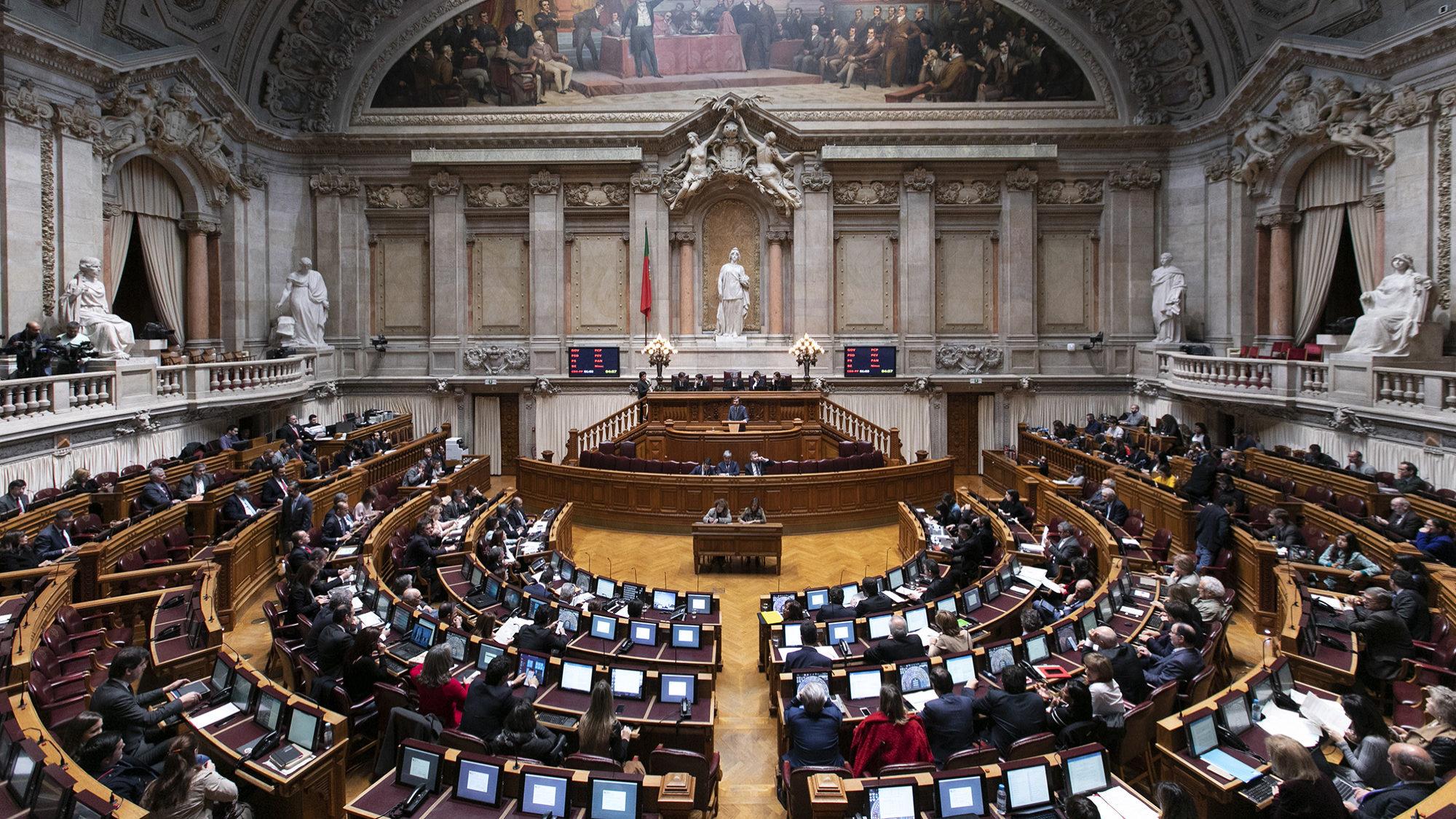 Deputados debatem Programa de Estabilidade sem relatório técnico da UTAO. PSD queixa-se