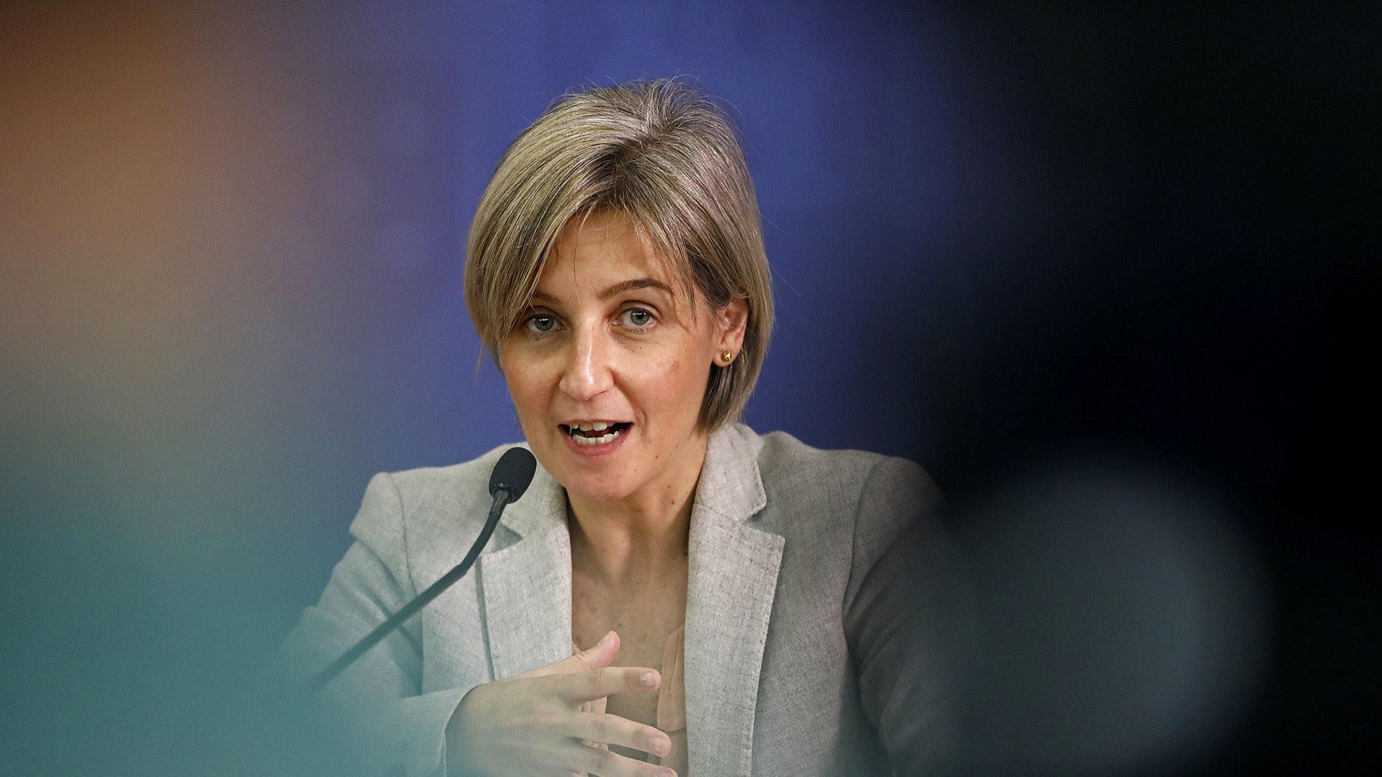 """Promulgação da Lei de Bases da Saúde vai """"permitir um desenho melhor"""" do SNS, diz ministra"""