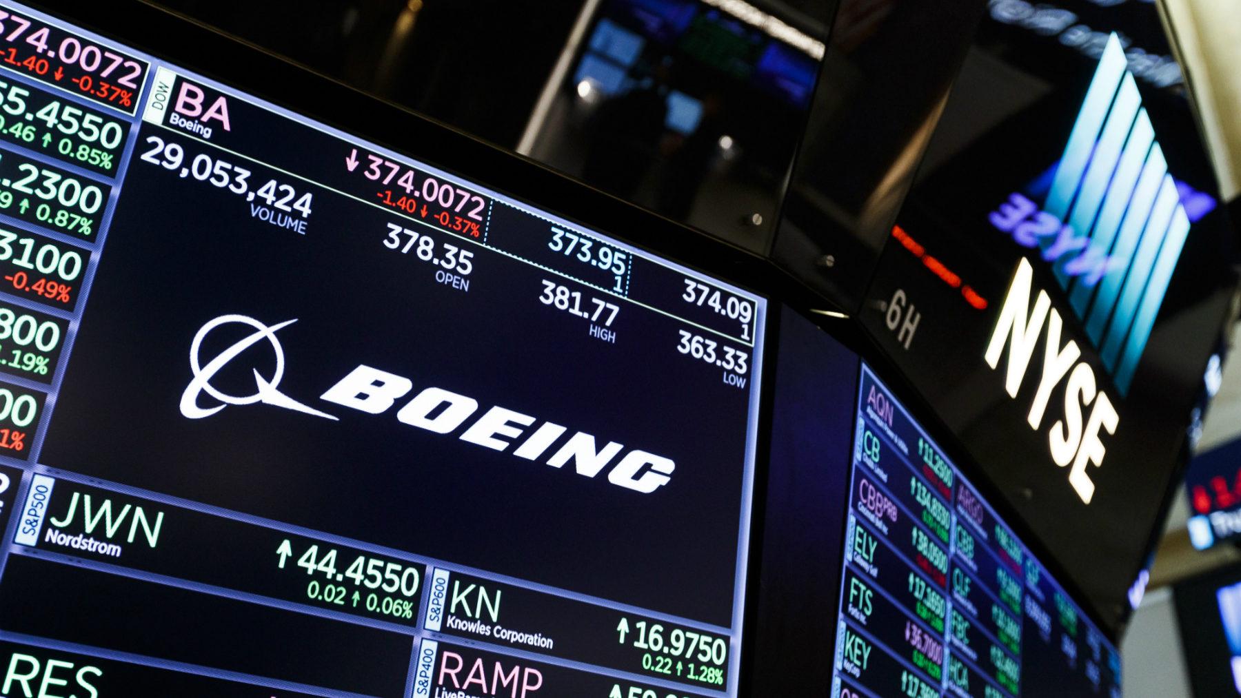 Boeing já perdeu mil milhões com os 737 Max. Ações sobem em Wall Street