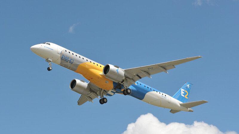 Embraer anuncia nome de parceria com Boeing para promover avião militar