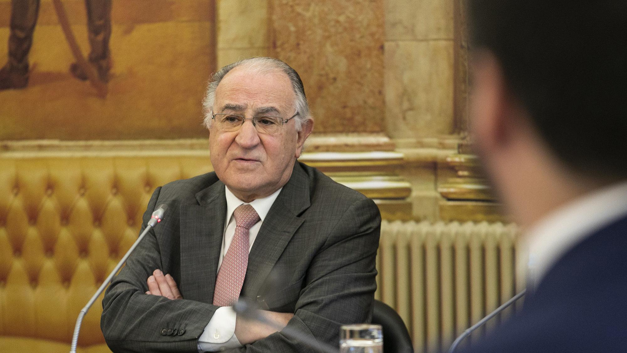 """Porque se acelerou na LaSeda? """"Porque era objetivo do seu governo"""", diz Faria de Oliveira a deputado do PS"""