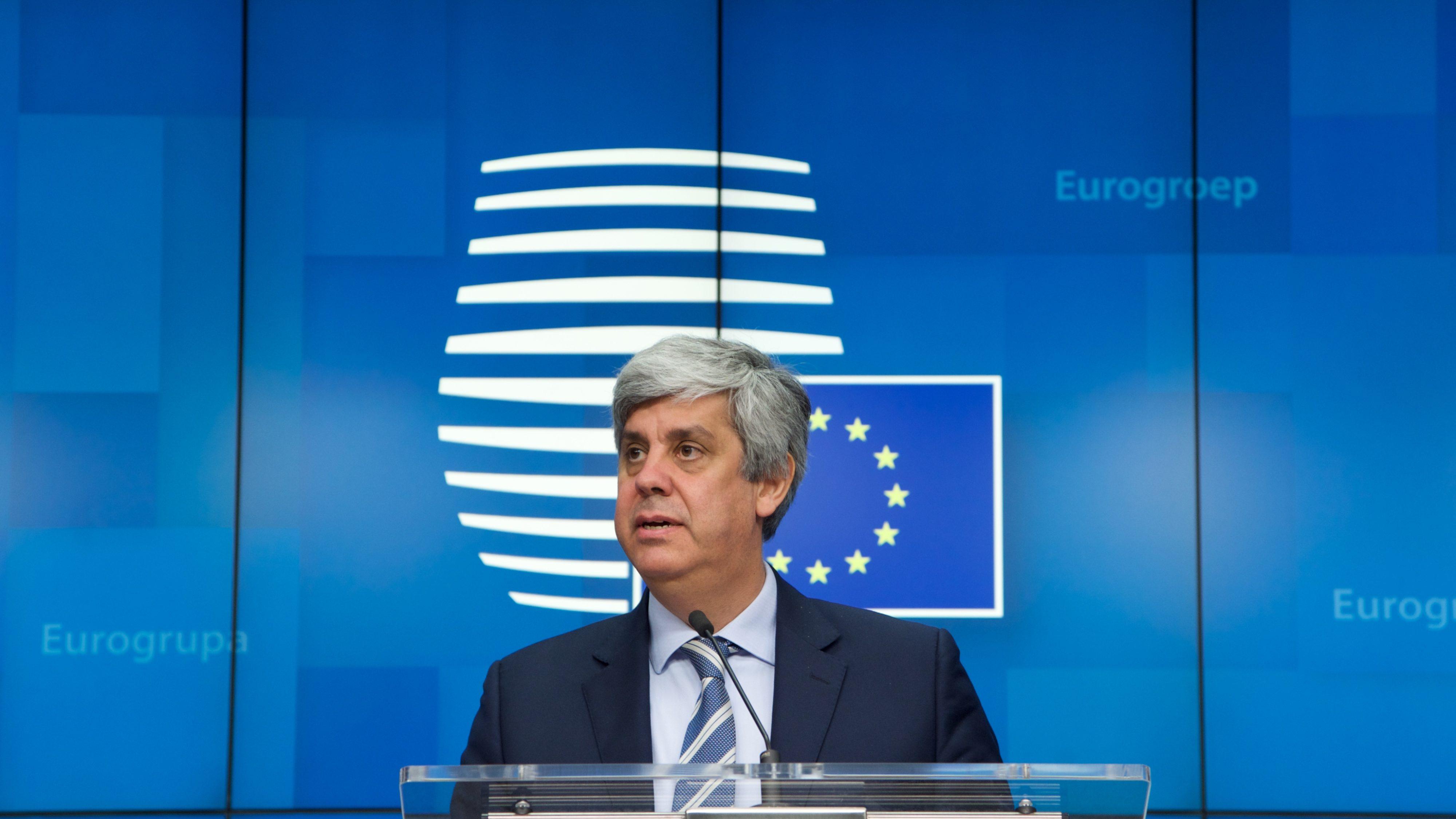 Eurogrupo fecha acordo para reforma do MEE, mas União Bancária ainda sem luz ao fundo do túnel