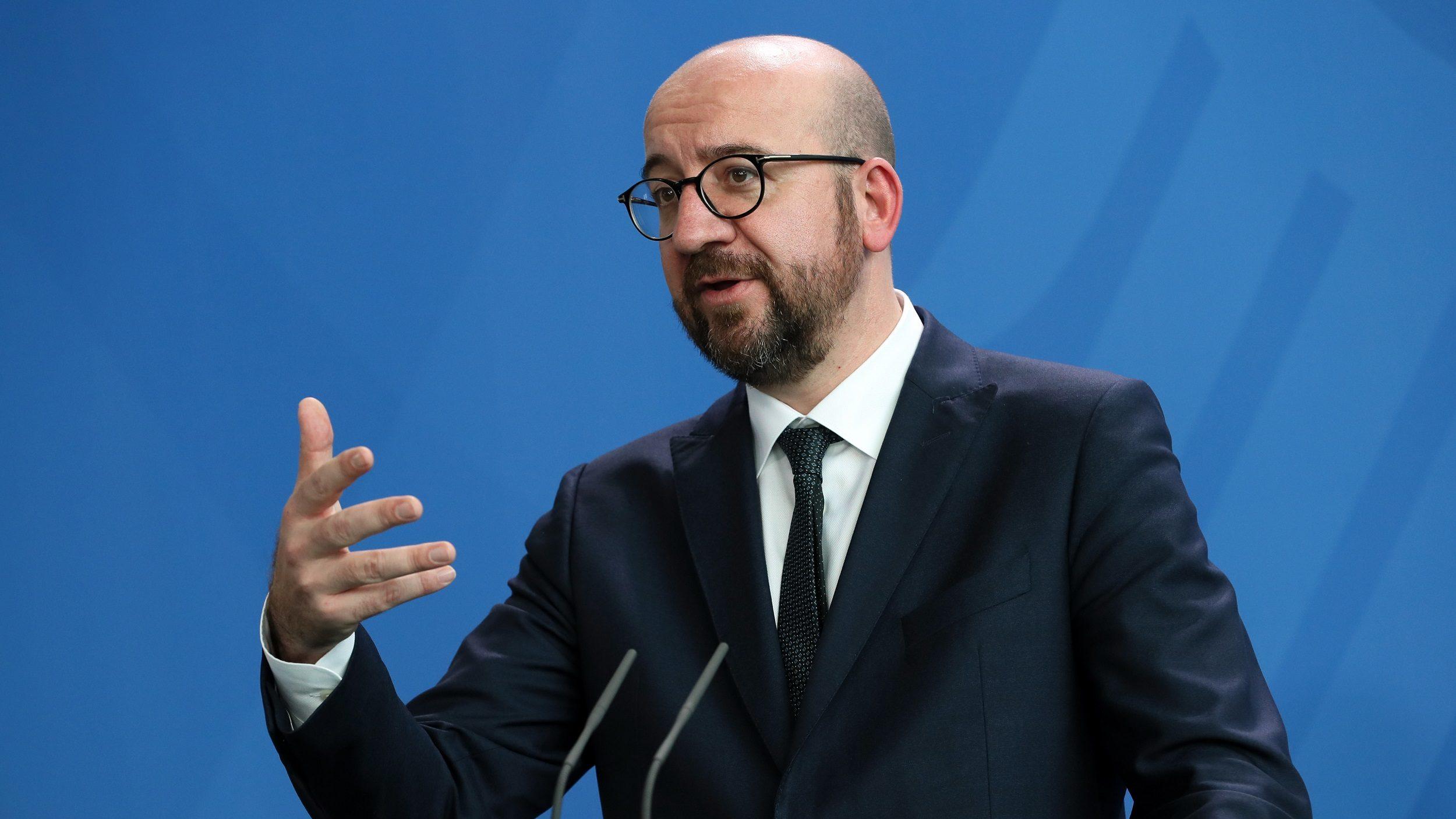 """""""Infelizmente"""" não houve acordo sobre orçamento da UE. """"Precisamos de mais tempo"""" diz presidente do Conselho Europeu"""