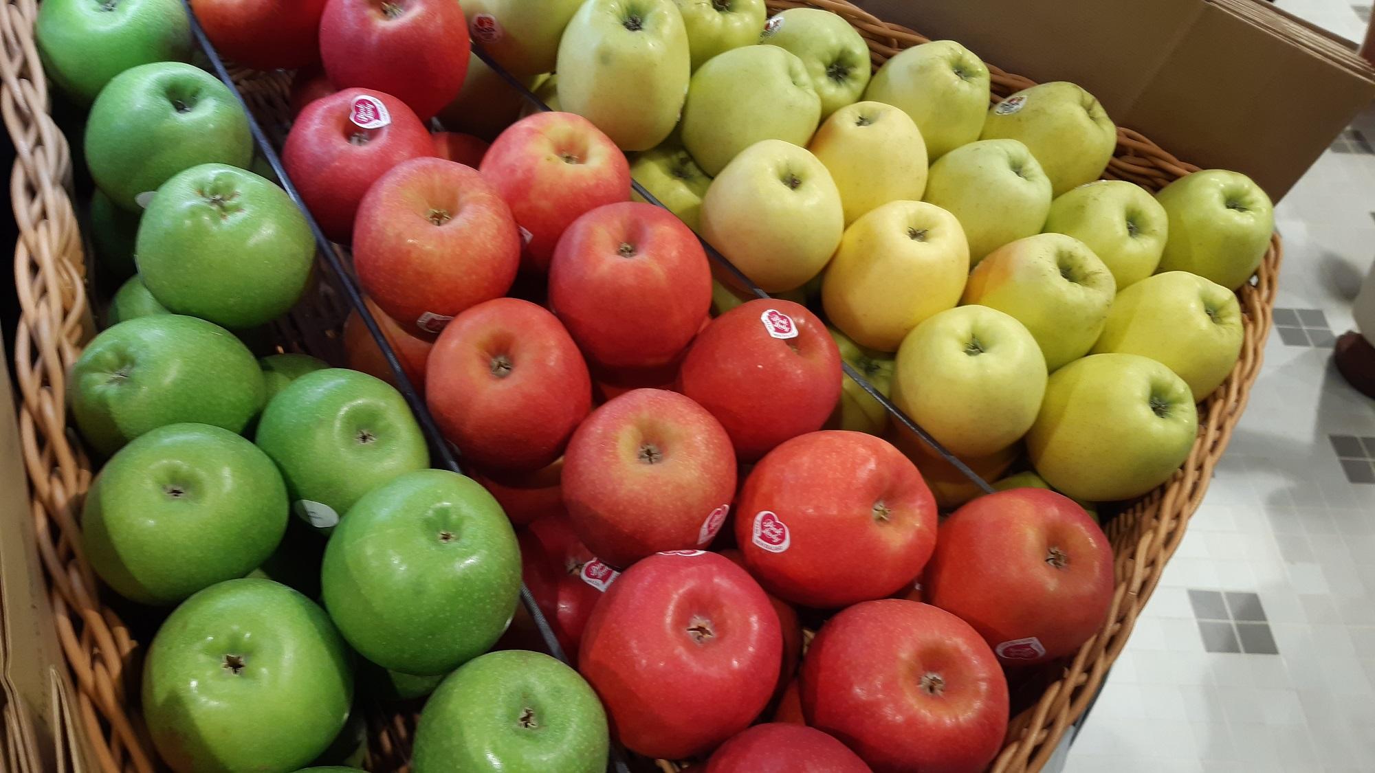 Portugal vai produzir mais maçãs, amêndoas e azeite este ano