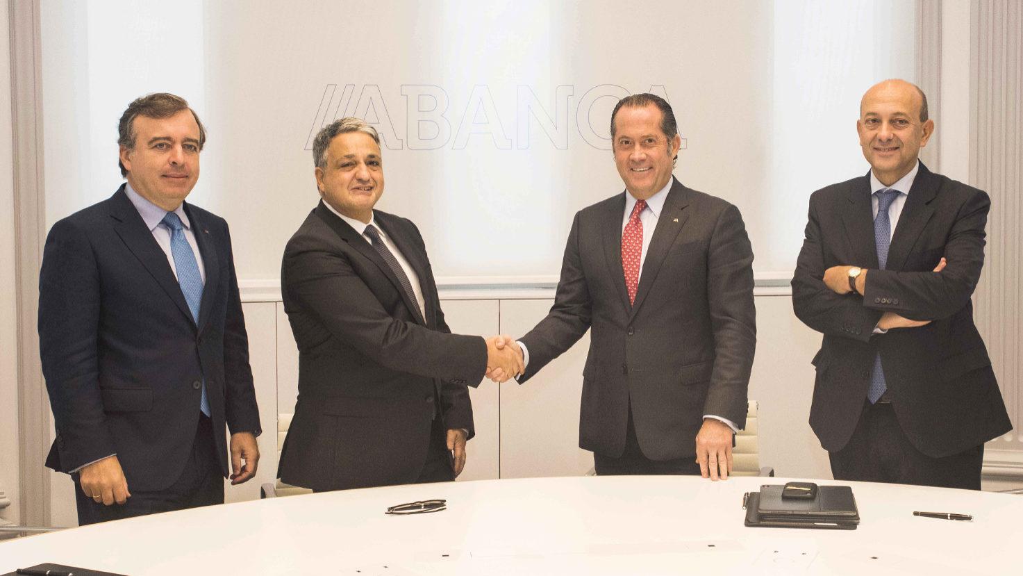 Caixa fecha venda do banco em Espanha e anuncia aliança com Abanca nos mercados internacionais
