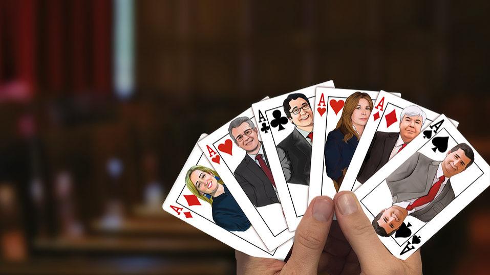 Seis candidatos. Quem será o próximo bastonário da Ordem dos Advogados?