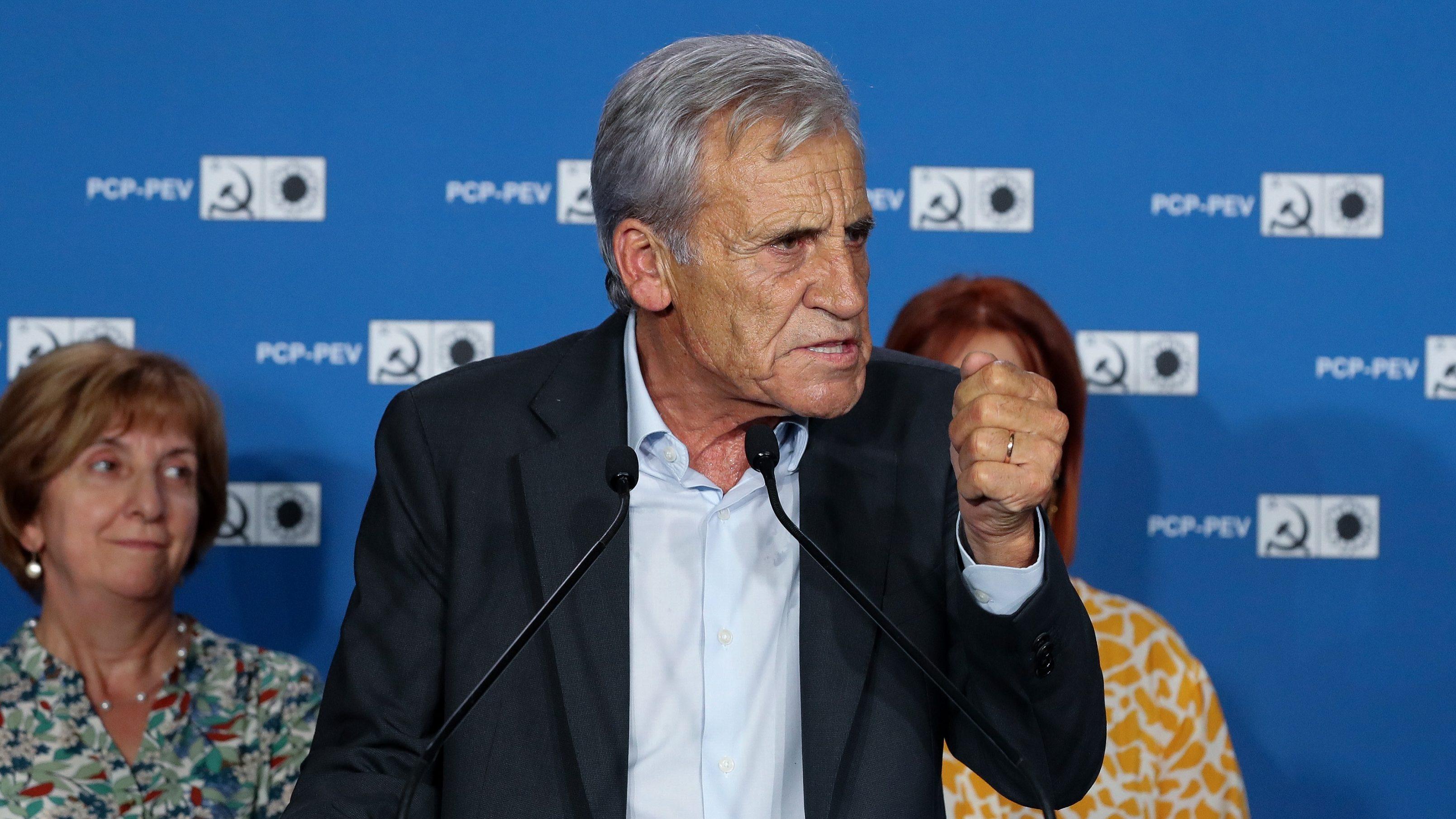 PCP quer aumento extraordinário mínimo de 40 euros nas pensões até 2023