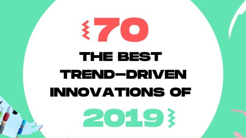 As grandes tendências que marcam 2019