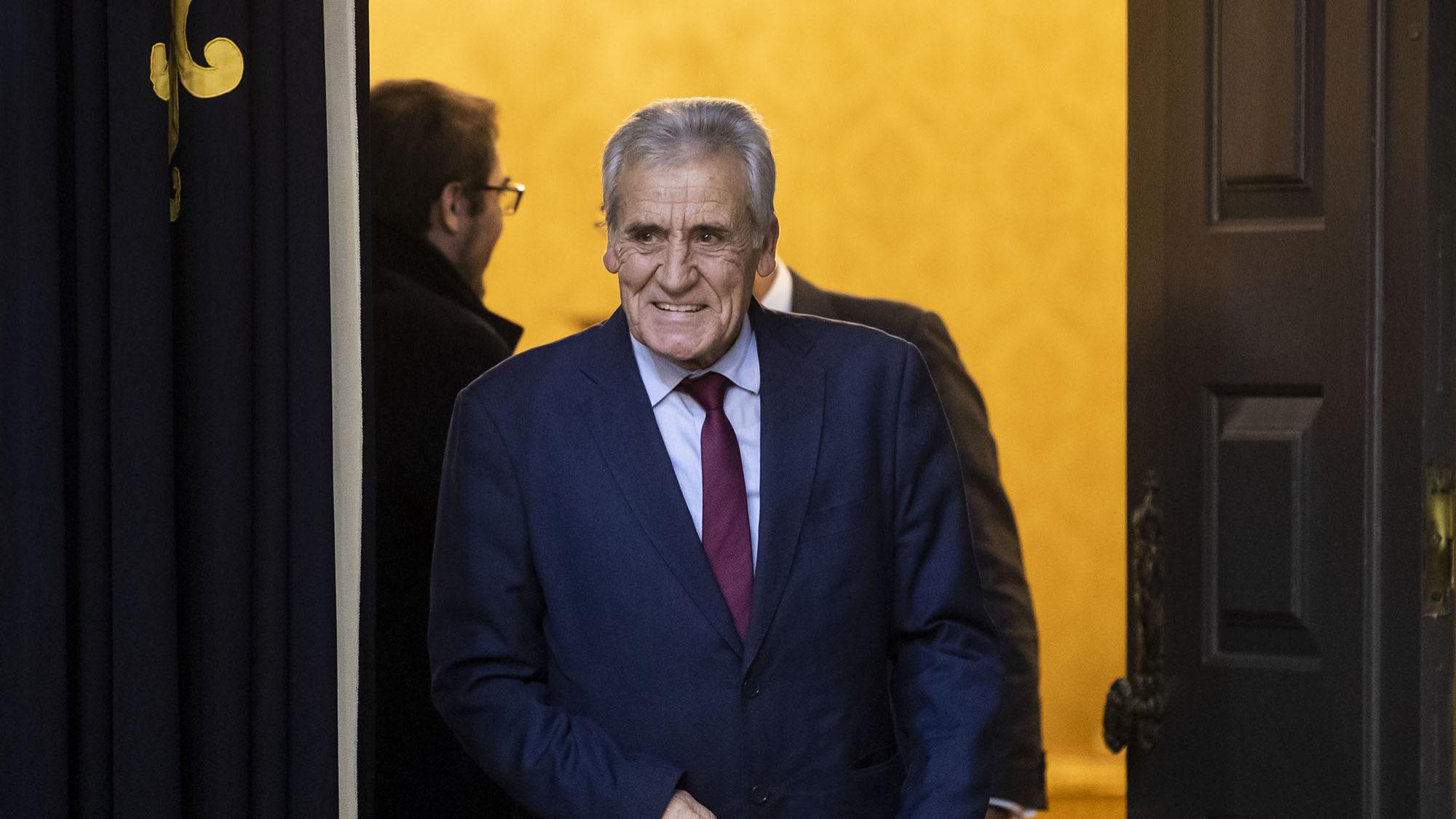 """Jerónimo diz que """"logo se verá"""" voto final no Orçamento do Estado"""