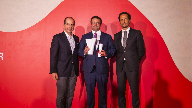 Newton vence prémio jovem empreendedor 2019 da ANJE