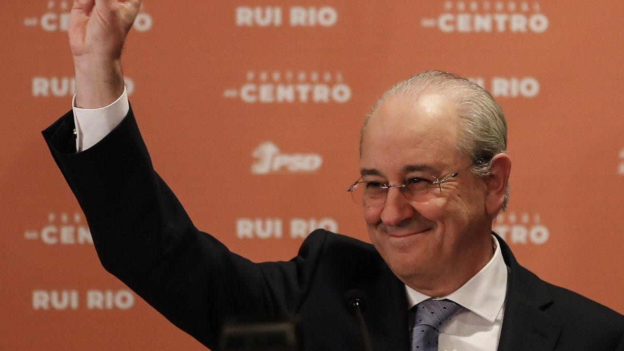 """""""Hoje ganhei o PSD. Quero, com o PSD, ganhar o país"""". As 7 mensagens de Rio no discurso de vitória"""