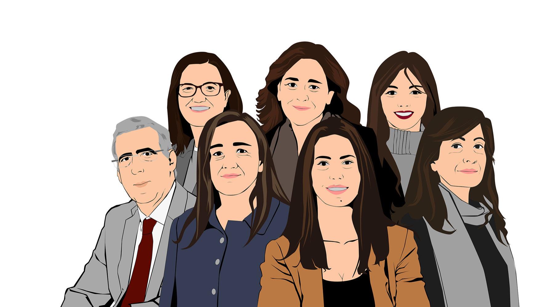 Os diretores de pessoas que marcaram 2019 (e o que estão a preparar para 2020)