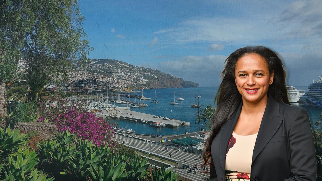Empresas de Isabel dos Santos na Madeira em regularização