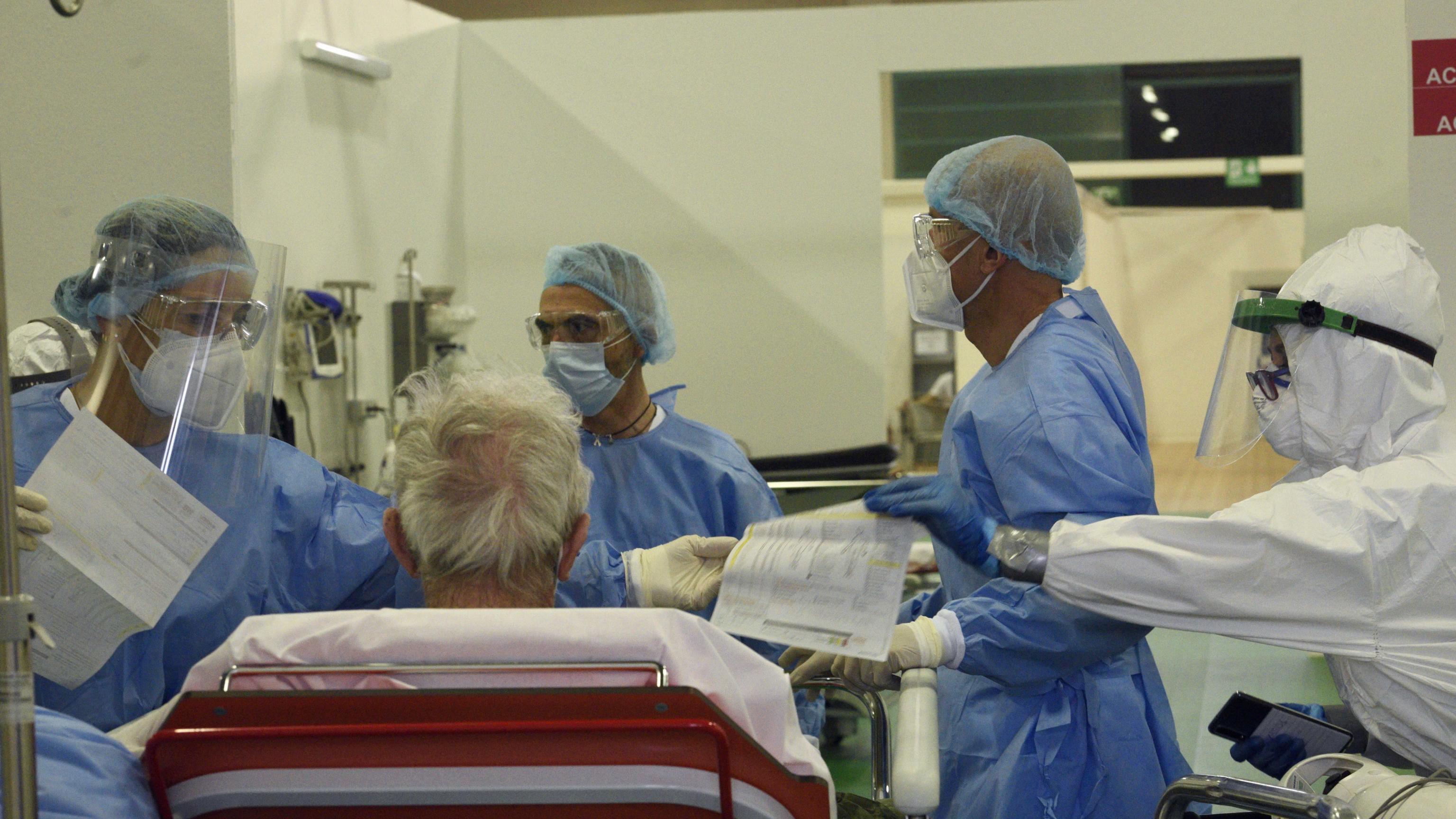 Vírus já matou 73.139 pessoas e infetou mais de 1,3 milhões no mundo