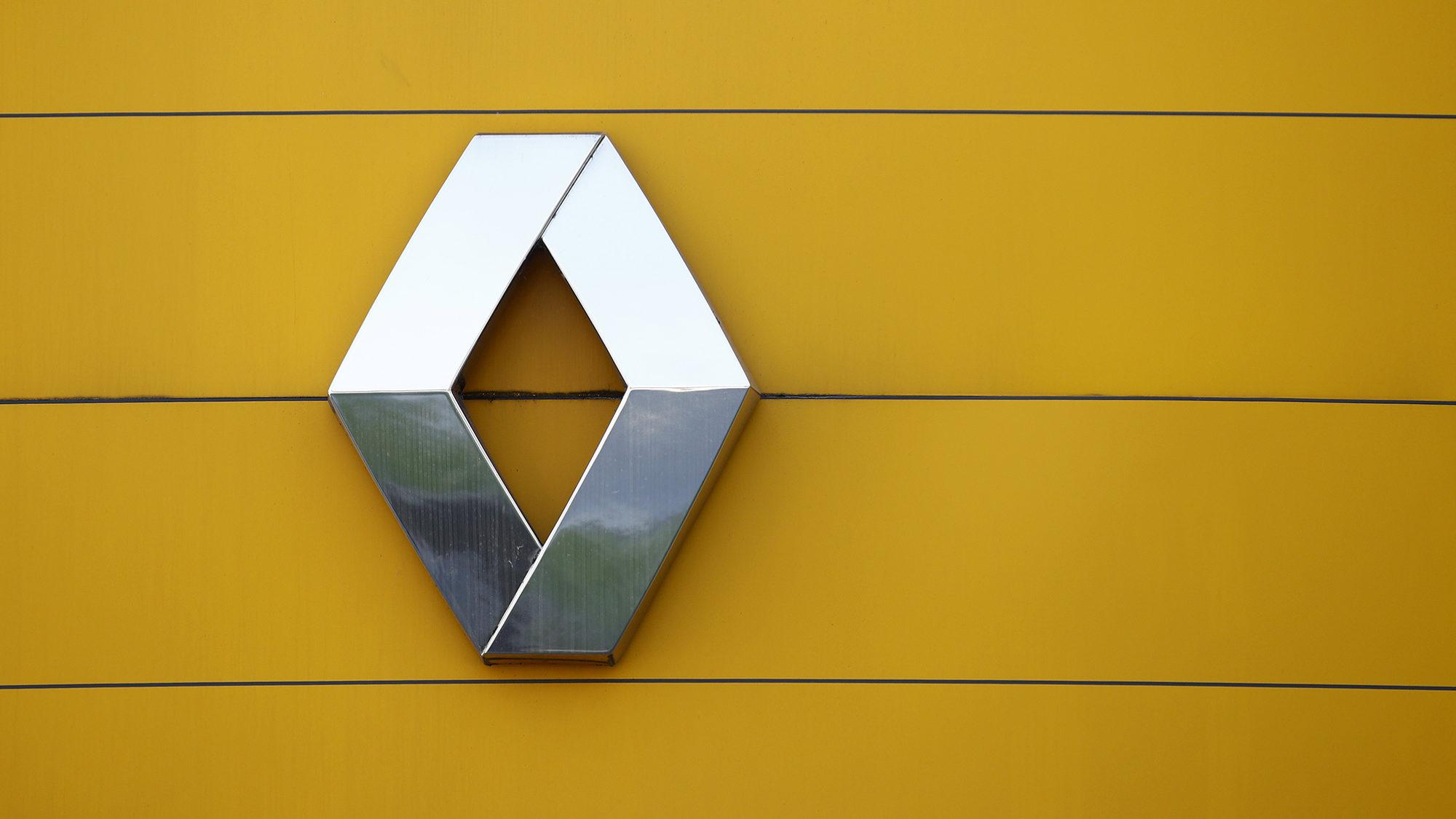Receitas da Renault afundam 26,8% com fatura da pandemia