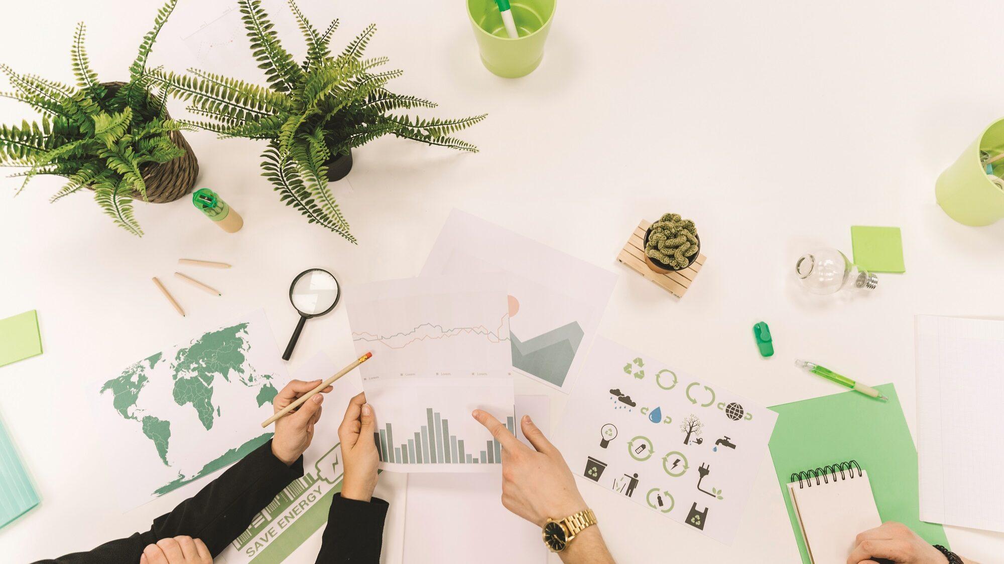 """Escritórios """"mais verdes"""": o segredo está na eficiência"""