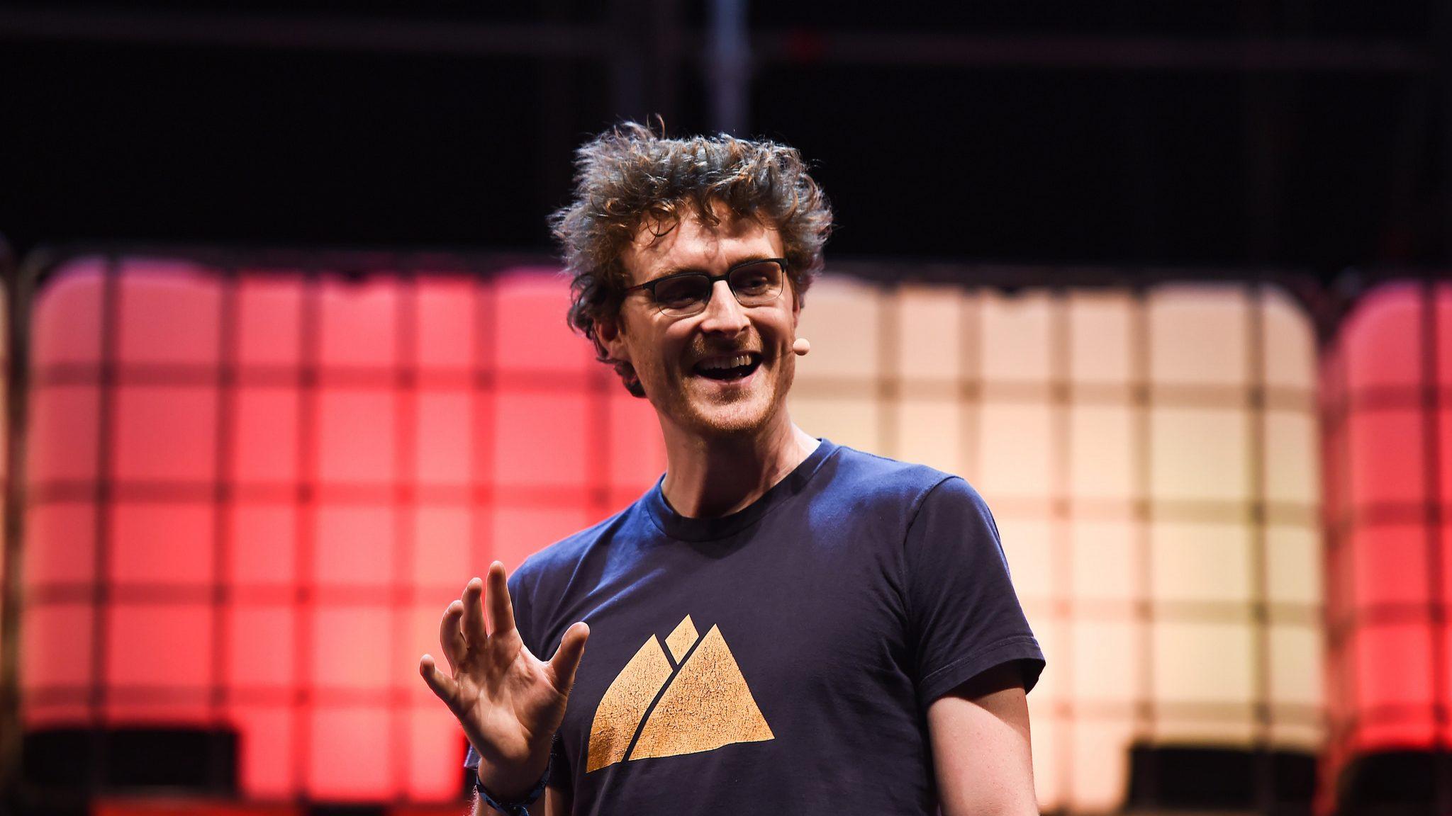 "Paddy Cosgrave: ""Web Summit é Caso Anómalo De Crescimento"