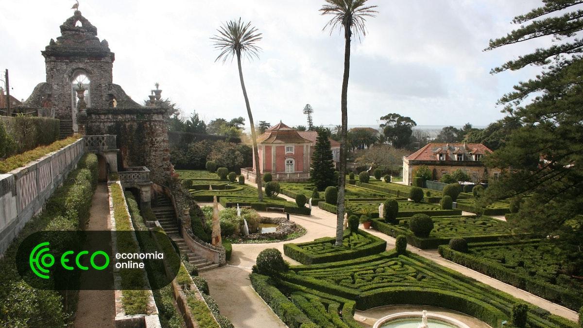 Paço Real de Caxias, em Oeiras, recebe três propostas para ser transformado em hotel - ECO Economia Online