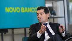 António Ramalho, CEO do Novo Banco, em entrevista ao ECO - 08JAN21